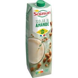 Boisson gourmande soja & amande