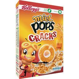 Miel Pops - Céréales Cracks au miel