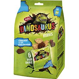 Dinausaurus minis chocolat au lait