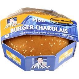 Mon Burger Charolais