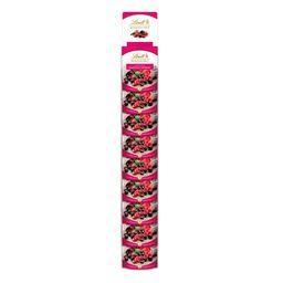 Lindt Sensation Fruit - Bouchées chocolat noir framboise C...