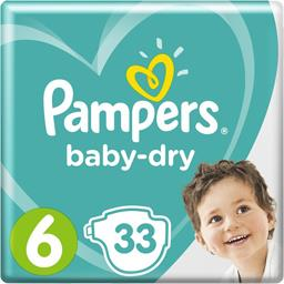 Baby-dry - taille 6 13-18 kg - couches