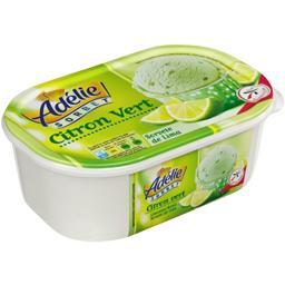 Sorbet plein fruit citron vert