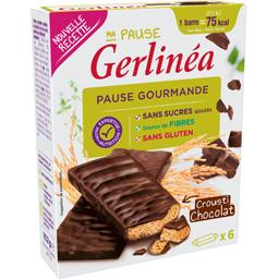 Ma Pause - Barres Crousti chocolat sans gluten