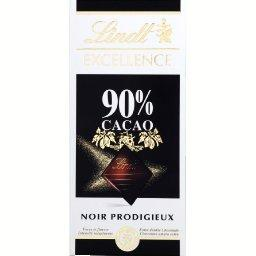 Excellence - Chocolat noir Prodigieux 90% cacao