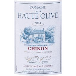 Chinon  2014, vin rouge