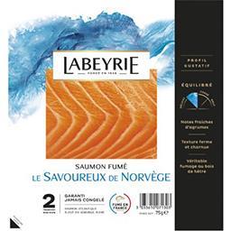 Saumon fumé Le Norvège