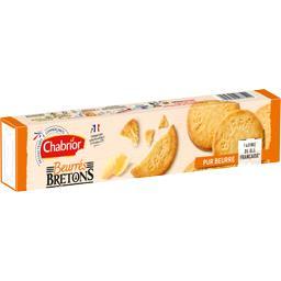 Beurrés bretons, biscuits au beurre