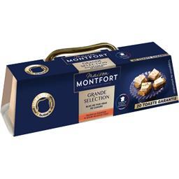 Montfort Bloc de foie gras de canard Sauternes pincée poivre ... le bloc de 140 g