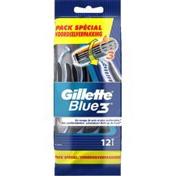Blue III - Rasoirs 3 lames