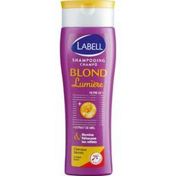 Shampooing Blond Lumière, cheveux blonds