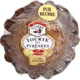 Biscuiterie Védère Tourte des Pyrénées pur beurre