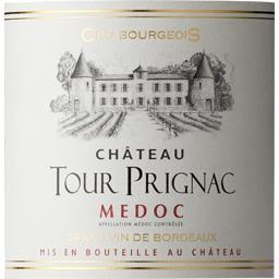 Médoc vin rouge, Cru Bourgeois, 2015