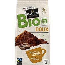 Café moulu doux BIO