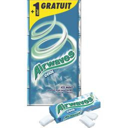Chewing-gum Cool Ice Mint sans sucres