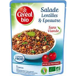 Salade lentilles & épeautre BIO