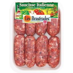 Saucisse italienne tomate/basilic/chianti