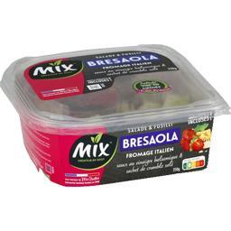 Salade & Fusilli Bresaola fromage italien