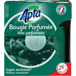 Apta Bougie parfumée Rose de Noël la bougie de 130 g