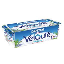 Danone Velouté - Yaourt brassé nature
