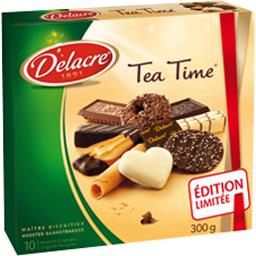 Tea Time - Assortiment de biscuits Tea Time