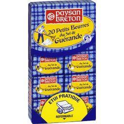 Petits beurres au sel de Guérande