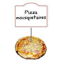 Pizza mousquetaires