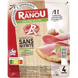 Jambon supérieur sans couenne Label Rouge
