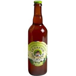 Bière blonde artisanale