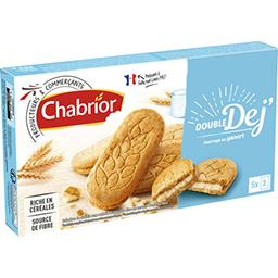 Biscuits Double Dej fourrage au yaourt