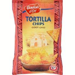 Tortilla chips goût Sweet Chili