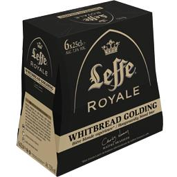 Royale - Bière Whitbread Golding