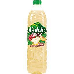 Juicy - Boisson à l'eau minérale au jus de fruits du verger