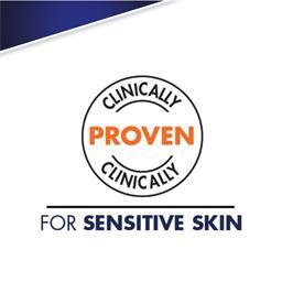Rasoir skinguard peaux sensibles