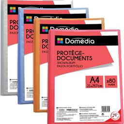 Porte-documents 80 vues 21x29,7cm