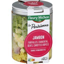 Salad'Jar - Salade La Parisienne