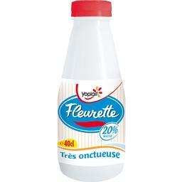 Crème Fleurette 20% MG