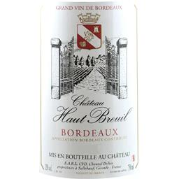 Bordeaux - Grand Vin de Bordeaux, vin rouge