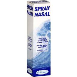 Spray nasal, solution isotonique eau de mer