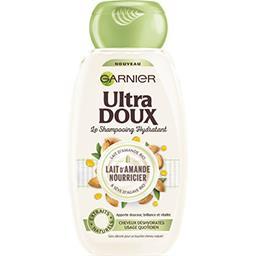 Ultra Doux - Shampooing hydratant au lait d'amande B...