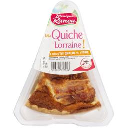Mon Snack ! - Quiche Lorraine pur beurre