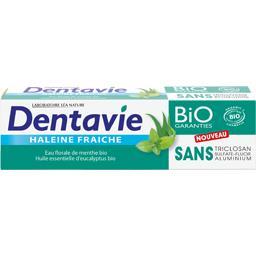 Dentifrice haleine fraîche menthe & eucalyptus BIO