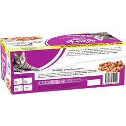 Envies Gourmandes - Bouchées aux viandes/poissons pour chats