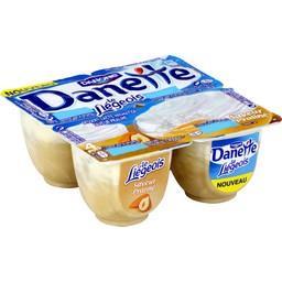Danette - Dessert lacté Le Liégeois saveur praliné