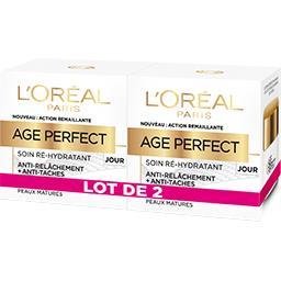 Age Perfect - Soin ré-hydratant jour peaux matures