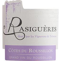 Côtes du roussillon, vin rosé
