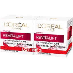 Revitalift - Soin hydratant jour anti-rides + extra ...