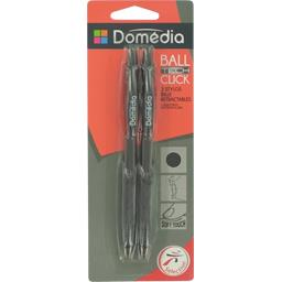 Stylo bille rétractable Ball Tech Click 0,7 mm noir
