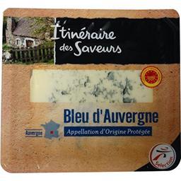 Bleu d'Auvergne tranche AOP