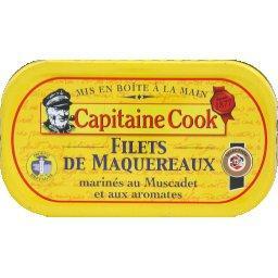 Filets de maquereaux marinés au Muscadet et aux arom...
